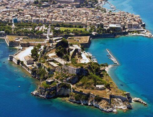 Drop off to Corfu Port